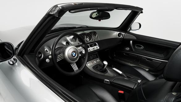 Ngắm siêu xe BMW Z8 của Steve Jobs sắp bán đấu giá - Ảnh 8.