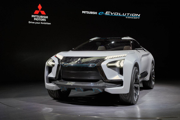 20 xe ấn tượng nhất tại Tokyo Motor Show - Ảnh 10.