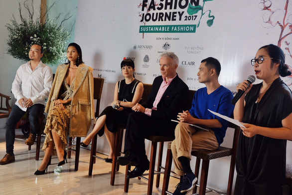 Elle Fashion Journey 2017: Hành trình về thời trang bền vững - Ảnh 2.