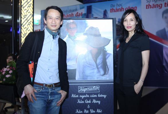 Khơi nguồn cảm hứng khởi đầu với vợ chồng đạo diễn Trần Anh Hùng - Ảnh 5.