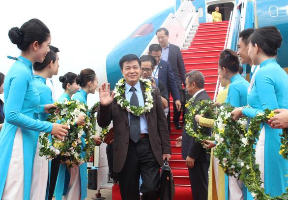 Vietnam Airlines bước vào năm 2018 - Ảnh 1.