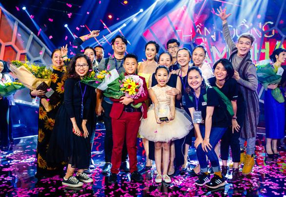 Vũ công 9 tuổi Vân Anh đăng quang Thần đồng âm nhạc - Ảnh 11.