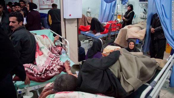 Nhiều ngôi làng ở Iran biến mất sau động đất - Ảnh 8.