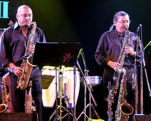 20 năm jazz, 50 năm nhạc và đêm chuyển giao thế hệ - Ảnh 1.