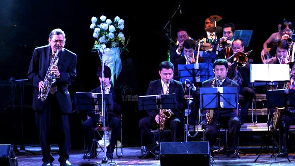 20 năm jazz, 50 năm nhạc và đêm chuyển giao thế hệ - Ảnh 8.