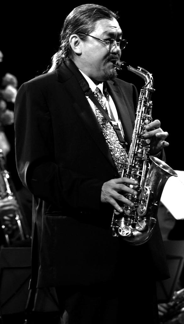 20 năm jazz, 50 năm nhạc và đêm chuyển giao thế hệ - Ảnh 9.