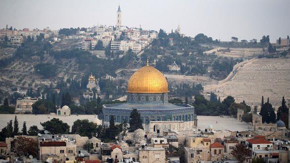 Israel tuyên bố hơn 10 quốc gia muốn dời đại sứ quán tới Jerusalem - Ảnh 1.