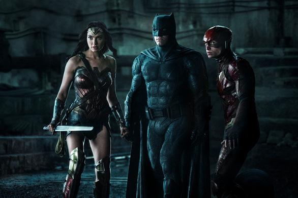 Justice League và khi Người Dơi ục ịch bên những siêu anh hùng - Ảnh 5.
