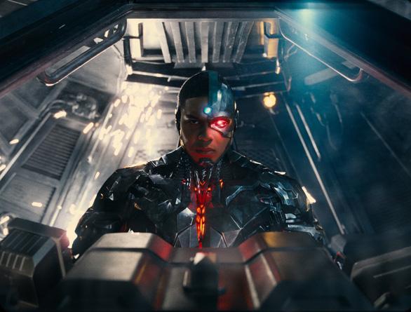 Justice League và khi Người Dơi ục ịch bên những siêu anh hùng - Ảnh 9.
