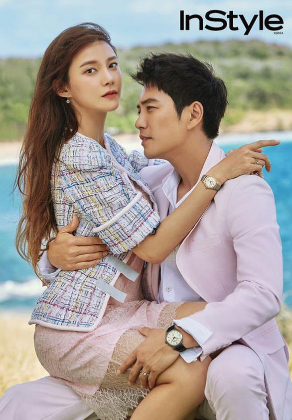 Điểm mặt cặp sao Hàn nổi tiếng hơn sau khi kết hôn - Ảnh 9.