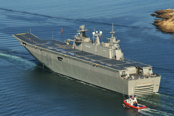 Những quốc gia sở hữu tàu sân bay ít người biết - Ảnh 6.