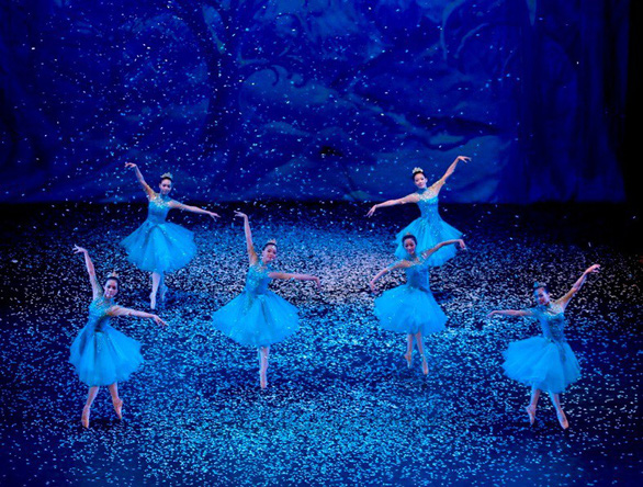 Bản ballet cho mùa Giáng sinh: Kẹp hạt dẻ - Ảnh 1.