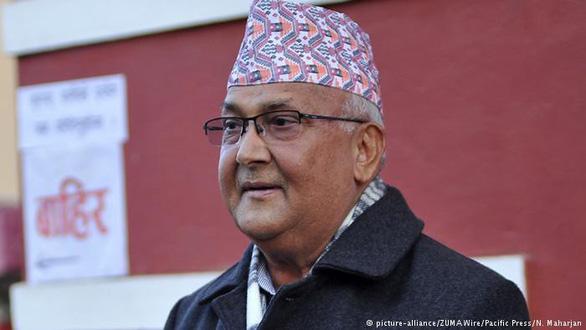 Liên đảng cộng sản đắc cử, giành quyền thành lập chính phủ Nepal - Ảnh 1.