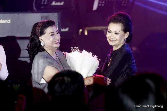 Khánh Ly đọc thơ Mai Thảo tặng khán giả Sài Gòn - Ảnh 6.