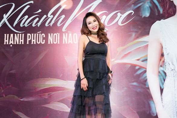 Khánh Ngọc trở lại với album nhạc Ngọc Lan bất hủ - Ảnh 1.