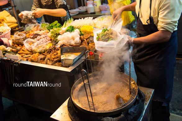 Đi Đài Loan ăn gì ở chợ đêm Nhiêu Hà? - Ảnh 10.