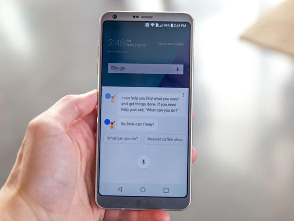 Google Assistant đã có trên phiên bản Android từ 5.0 trở lên - Ảnh 1.