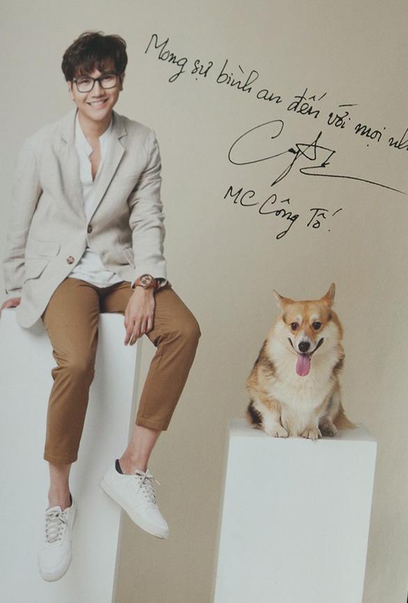 Hoài Anh, Đan Lê, Vân Hugo... chụp ảnh với chó để làm từ thiện  - Ảnh 7.