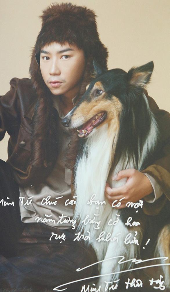Hoài Anh, Đan Lê, Vân Hugo... chụp ảnh với chó để làm từ thiện  - Ảnh 11.