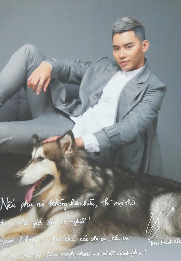 Hoài Anh, Đan Lê, Vân Hugo... chụp ảnh với chó để làm từ thiện  - Ảnh 12.