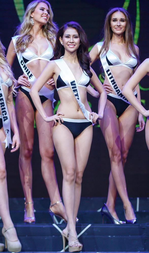 Liên Phương đăng quang Miss Eco Tourism 2017 - Ảnh 3.