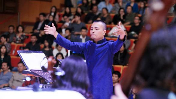 Vietnam Concert và chất điên của dàn nhạc 9x Maius Philharmonic - Ảnh 12.