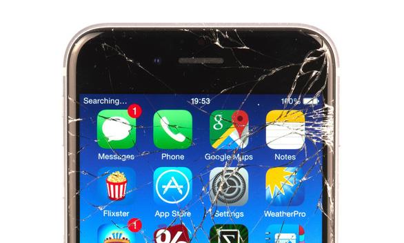 Nỗi lo vỡ màn hình điện thoại sẽ không còn? - Ảnh 1.