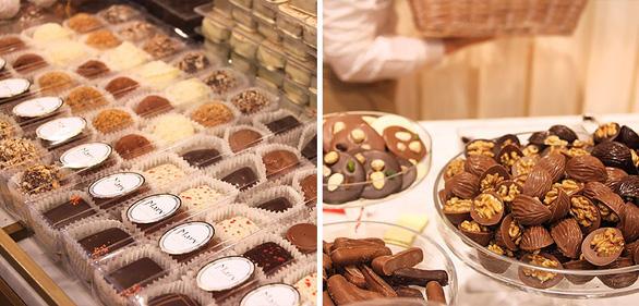 Đến Brussels làm chocolate - Ảnh 3.