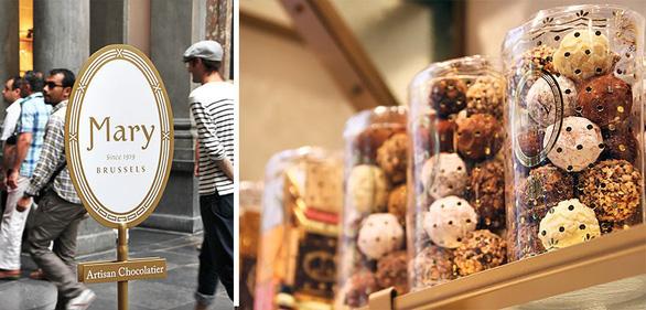 Đến Brussels làm chocolate - Ảnh 4.