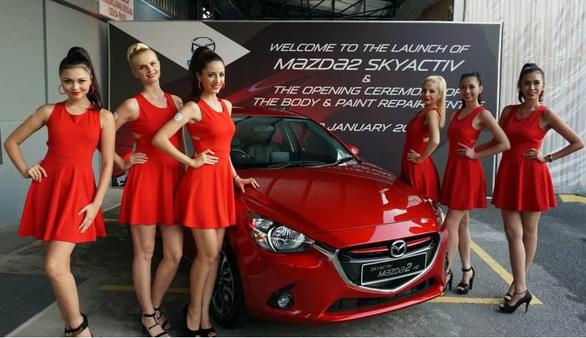 Thaco giảm giá từ 10 đến 20 triệu đồng các dòng xe Mazda - Ảnh 1.