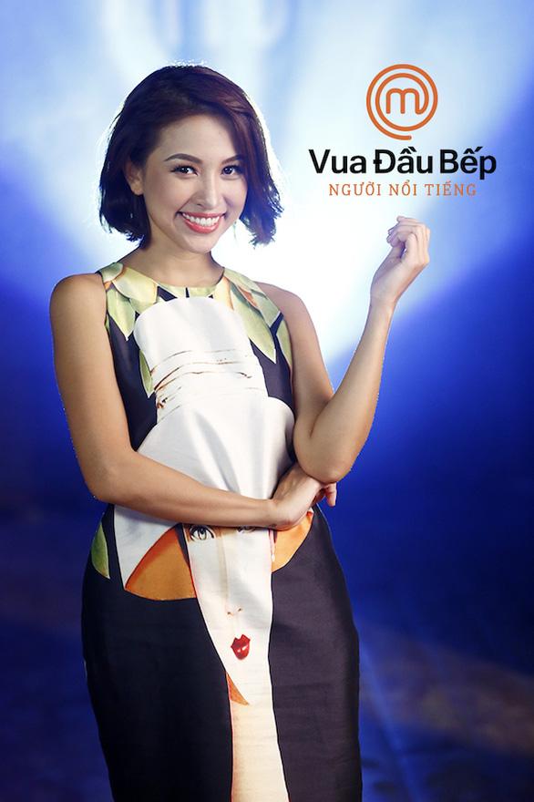Cô con dâu Bảo Thanh dự thi Vua đầu bếp Việt 2017 - Ảnh 5.