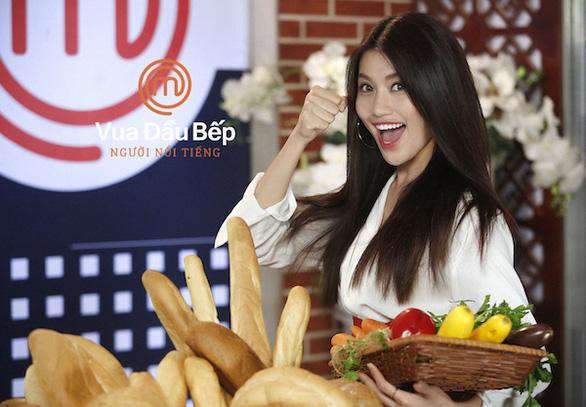 Cô con dâu Bảo Thanh dự thi Vua đầu bếp Việt 2017 - Ảnh 6.
