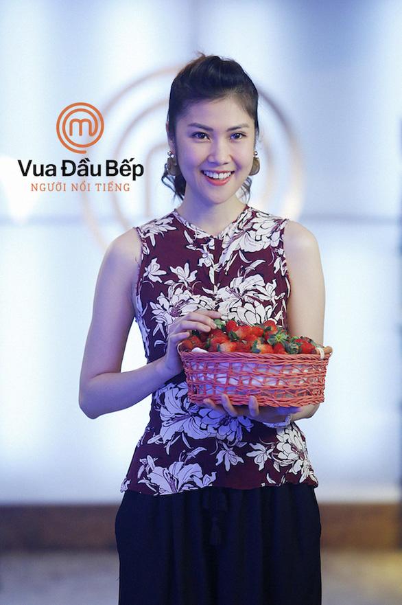 Cô con dâu Bảo Thanh dự thi Vua đầu bếp Việt 2017 - Ảnh 7.