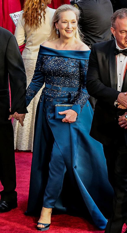 10 bộ váy Oscar được săn lùng nhiều nhất trên mạng năm 2017 - Ảnh 6.