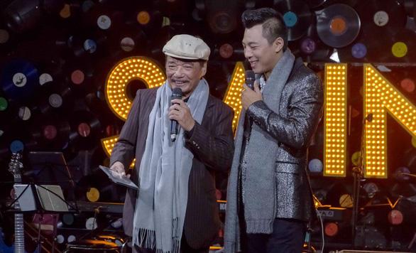 Thầy trò Trần Hiếu - Đình Nguyên mang mùa đông ra Hà Nội - Ảnh 1.