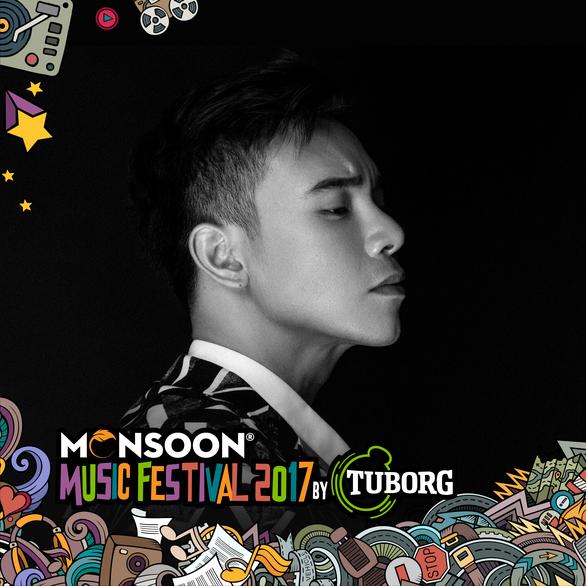 Monsoon 2017: 12 nhóm nhạc và nghệ sĩ - 3 ngày Hoàng thành Thăng Long - Ảnh 9.
