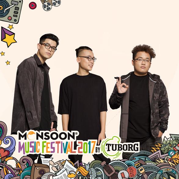 Monsoon 2017: 12 nhóm nhạc và nghệ sĩ - 3 ngày Hoàng thành Thăng Long - Ảnh 6.