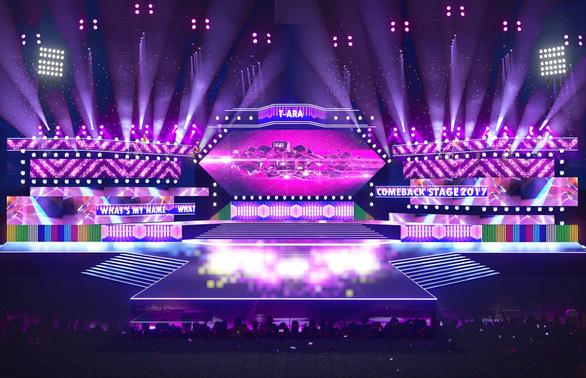 Hãy mang áo mưa và dù đến concert của T-ara - Ảnh 4.