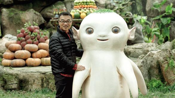 Lương Triều Vỹ trở lại với phim hài cổ trang Truy lùng quái yêu - Ảnh 3.
