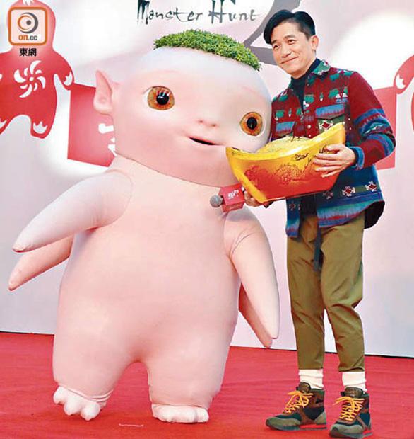 Lương Triều Vỹ trở lại với phim hài cổ trang Truy lùng quái yêu - Ảnh 9.