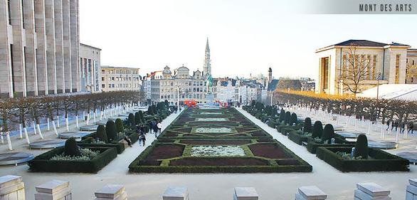 10 hoạt động miễn phí cho du khách khám phá Brussels - Ảnh 10.