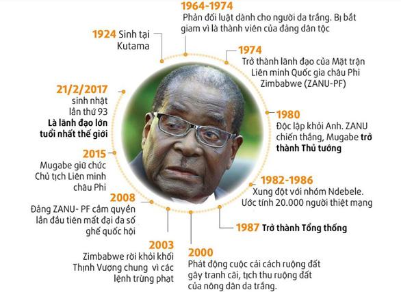 Tổng thống Mugabe đã hủy hoại Zimbabwe như thế nào? - Ảnh 5.