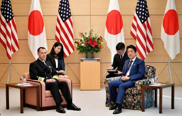 Nhật Bản tăng chi quốc phòng kỷ lục, chủ yếu mua vũ khí Mỹ - Ảnh 1.