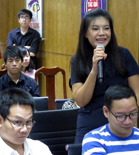 Tác giả chỉ được bảo vệ nếu Việt Nam sửa luật theo công ước Berne - Ảnh 4.