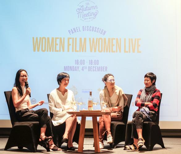 Nguyễn Hoàng Điệp huy động vốn làm phim về bạo lực tình dục - Ảnh 1.
