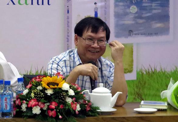 Nguyễn Nhật Ánh ra mắt 170.000 bản Cây chuối non đi giày xanh - Ảnh 1.