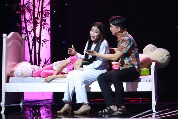 Kim Thư làm khán giả rơi nước mắt với Mẹ ơi! Con nhớ mẹ - Ảnh 1.