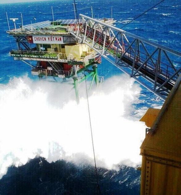 4 ngày phức tạp và nguy hiểm của bão Tembin - Ảnh 5.