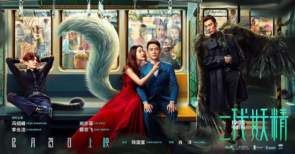 Những bộ phim được chờ đón trên màn ảnh Hoa ngữ tháng 12 - Ảnh 9.