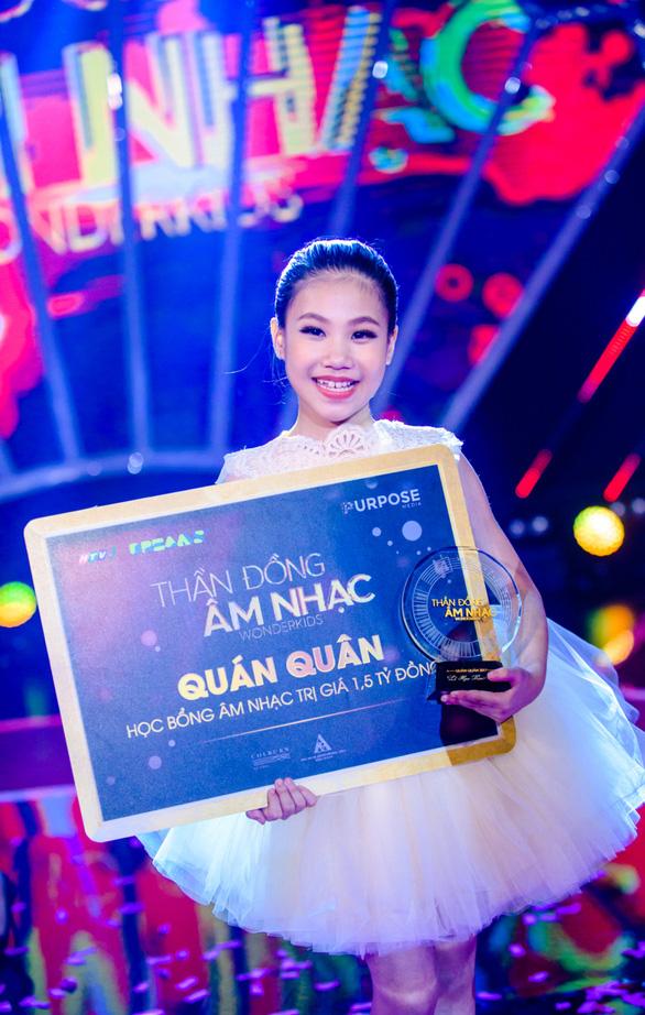 Vũ công 9 tuổi Vân Anh đăng quang Thần đồng âm nhạc - Ảnh 1.